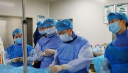 我院脑血管介入团队成功开展椎动脉支架置入术