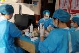 我院走进学校为12岁以上学生接种新冠病毒疫苗